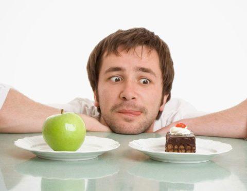 Перед лапароскопией следует воздержаться от приема пищи