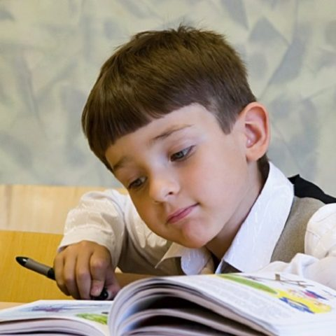 Переутомление ребенка в школе