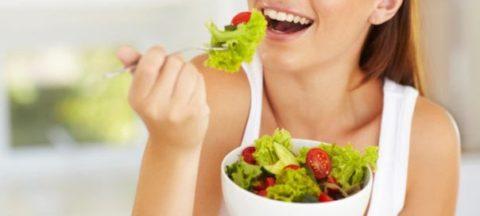 Правильное питание – основа профилактики