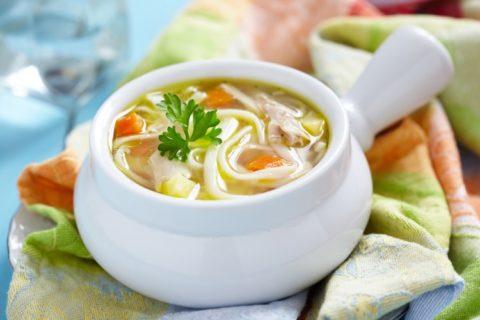 Правильное питание – залог здоровья и чистоты сосудов.