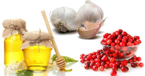 Приготовленные ингредиенты для лекарства