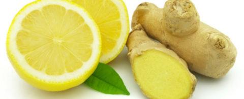 Смесь из лимонов и корня имбиря насыщает организм витаминами, укрепляет иммунитет, очищает сосуды и повышает тонус.