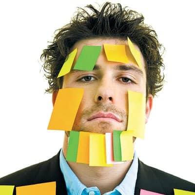 Снижение способности к концентрации внимания