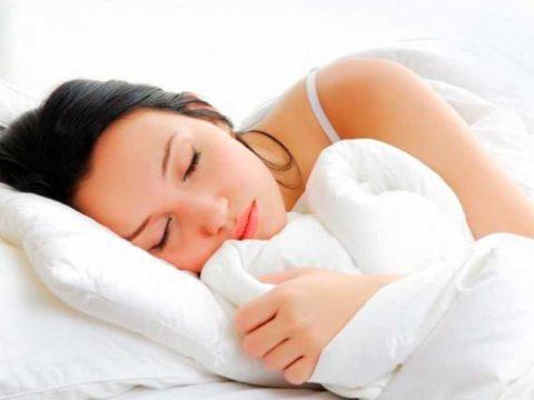 Сосуды лечат не только таблетками, но и полноценным сном