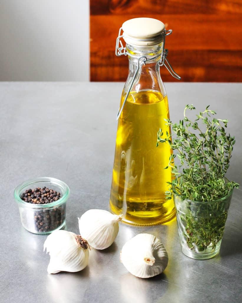 Как сделать масло с чесноком фото