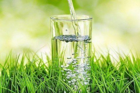 Употребление большого количества воды позволит повысить эффективность чистки.