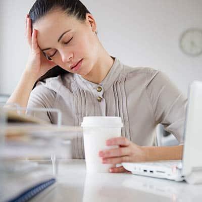 Утомляемость, снижение работоспособности