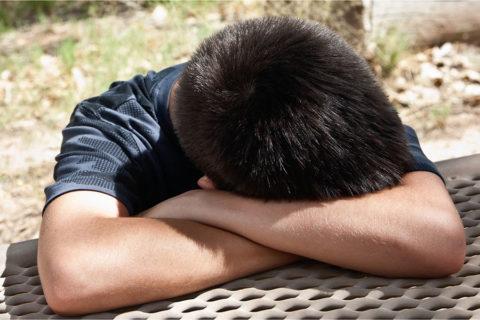 У подростков патология встречается довольно часто