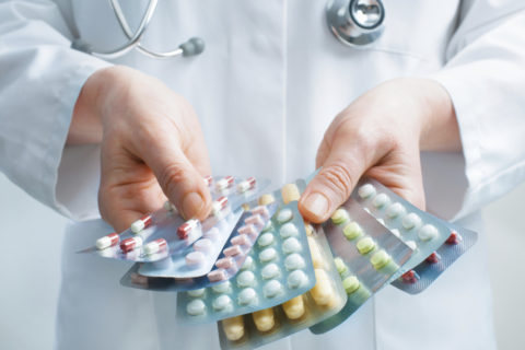 Выбор препаратов обширен
