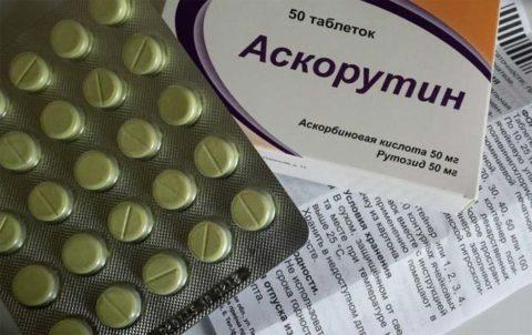 Аскорутин имеет в составе два простых, но действенных компонента