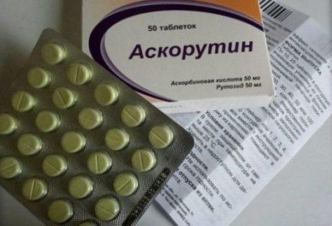 Аскорутин – один из самых доступных и эффективных препаратов