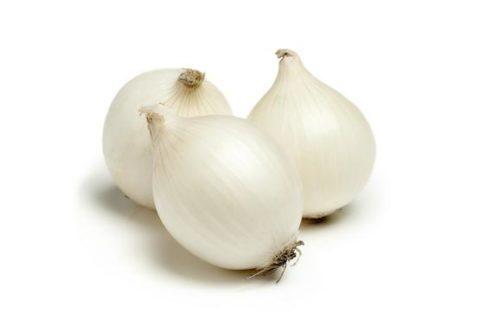 Белый репчатый лук