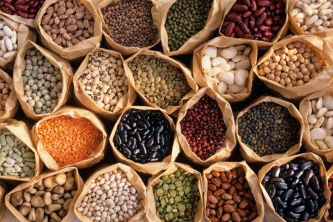 Бобовые как кладезь полезных веществ и витаминов.