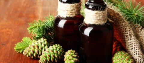 Для лечения следует принимать средства из шишек в течение длительного времени.