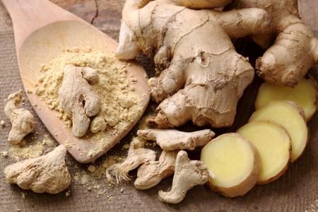 Имбирь – мощное средство для активации процессов обмена веществ и пищеварения.