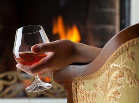 Небольшое количество напитка поможет снять ангиоспазм