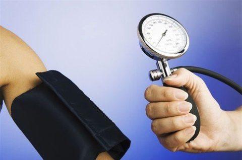 Малые дозы снижают давление