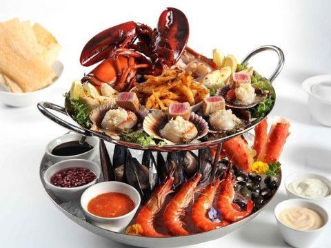 Морепродукты – незаменимый источник полезных веществ, необходимых организму.