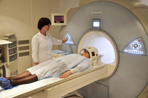 МРТ – один из методов диагностики