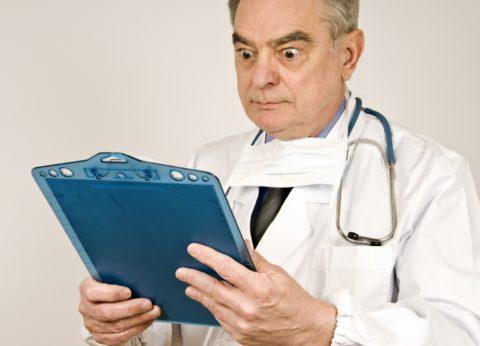 Не доводите врача до шока, придите вовремя