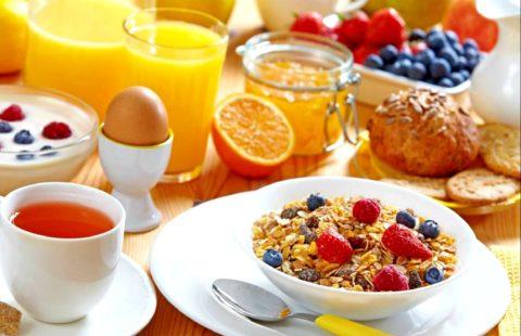 Питание как основа здорового образа жизни.