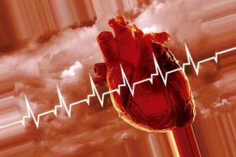 Причины нарушения деятельности сердца