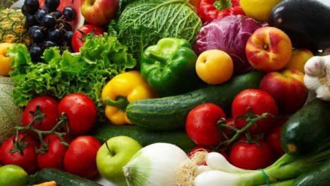 Растительная пища очень полезна