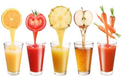 Самые популярные натуральные соки