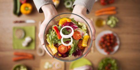 Организм будет благодарен за соблюдение здоровой диеты