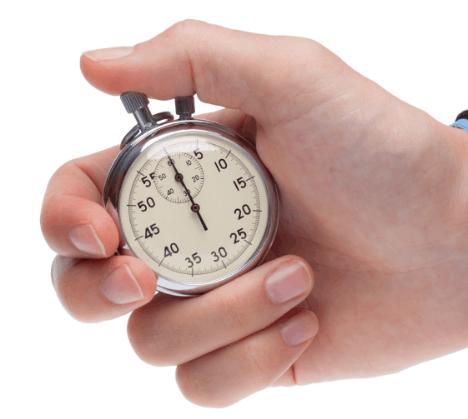 Время проведения занятия необходимо нормировать.