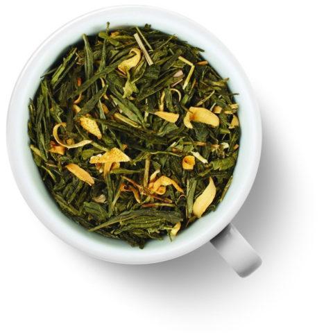 Зеленый чай, богатый антиоксидантными веществами, исключительно полезен для кожи.