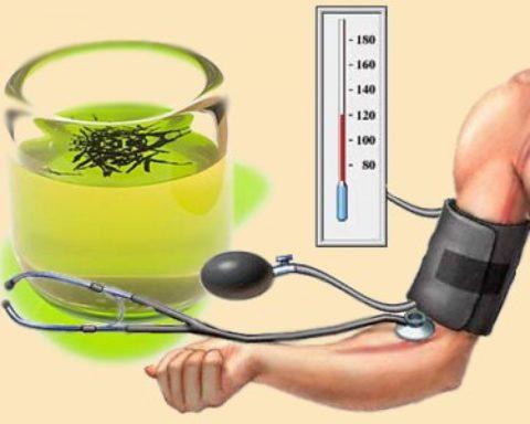 Положительное влияние на артериальное давление
