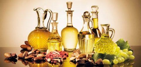 Животные жиры лучше заменить растительными маслами.