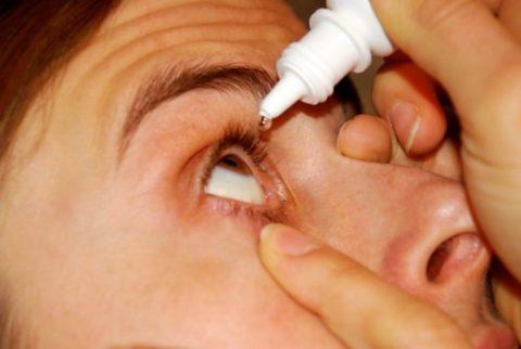 Что делать если в глазу лопнул сосуд?