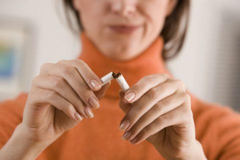 Как отказаться от курения.