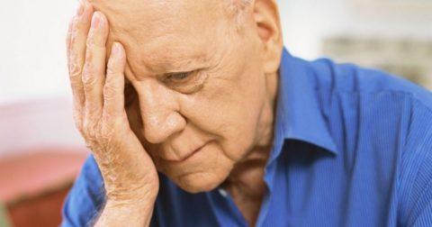 Кальцификация сосудов головного мозга как причина слабоумия.