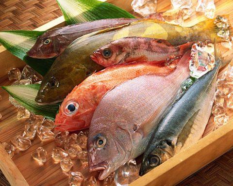 Морская рыба – полноценный источник жирных кислот, в том числе, омега – 3.