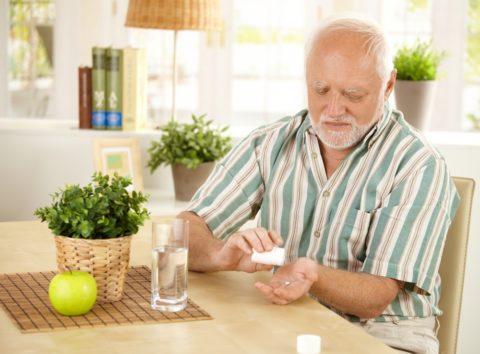 Не забывайте принимать назначенные врачом таблетки ежедневно