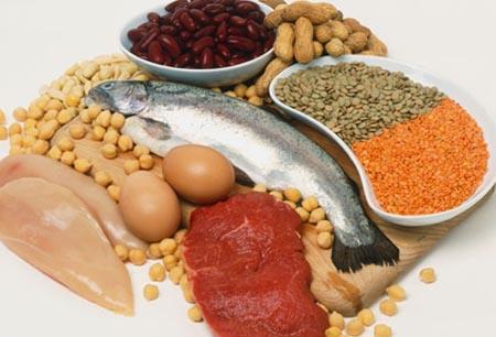 Нежирная белковая пища важна для спермообразовательных процессов