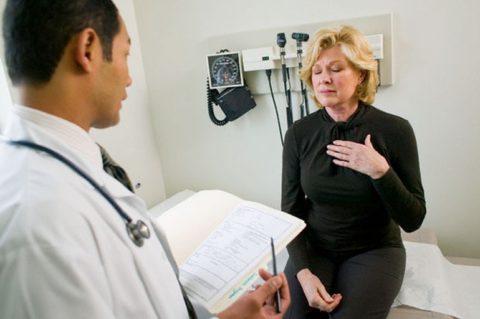 Основные жалобы при поражении лимфоузлов – их увеличение и регионарная болезненность