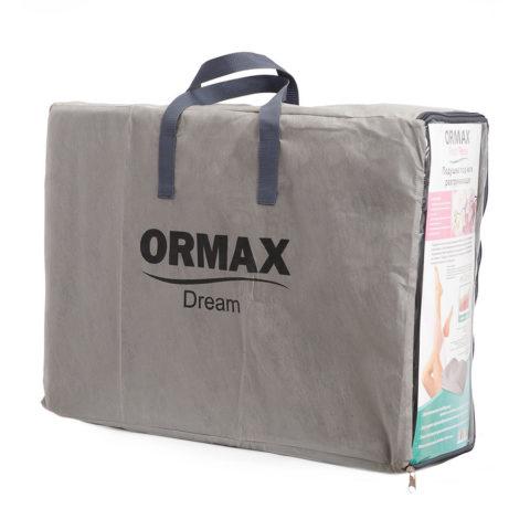 Подушка должна храниться в индивидуальной упаковке.