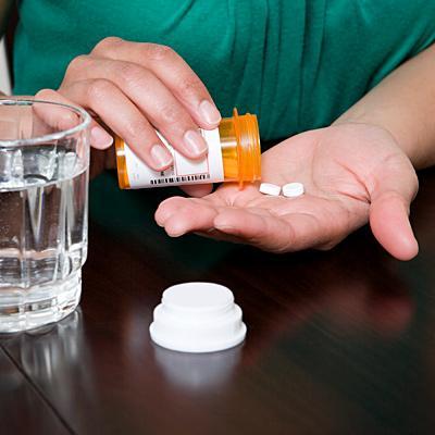 Прием некоторых лекарственных препаратов: