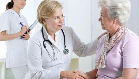 Регулярно посещать врача очень важно