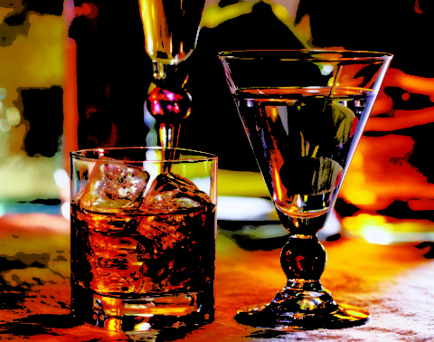 Необходим отказ от алкоголя.