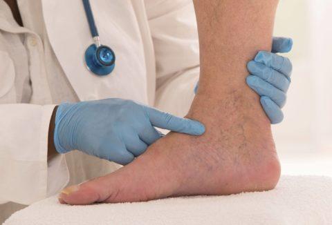 Обследованием занимается лечащий врач