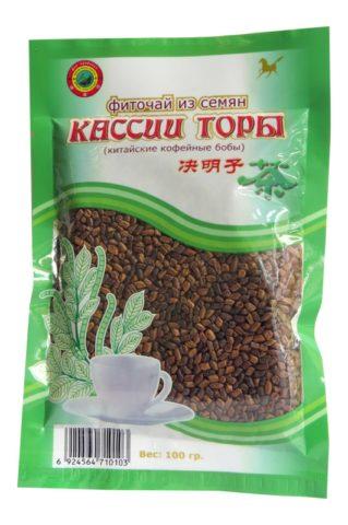 Семена кассии торы