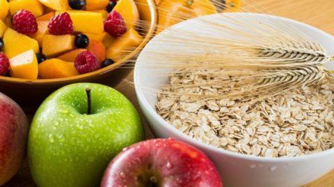 Здоровое питание при заболевании сосудов немаловажно