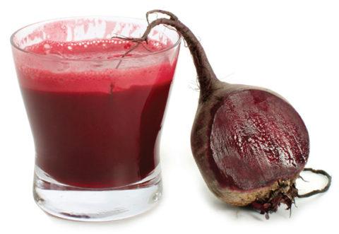 Свекольный сок