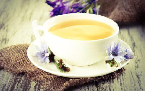 Напиток из цикория – хорошая альтернатива кофе