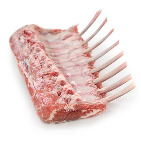 Бараньи ребрышки содержат значительное количество холестерина
